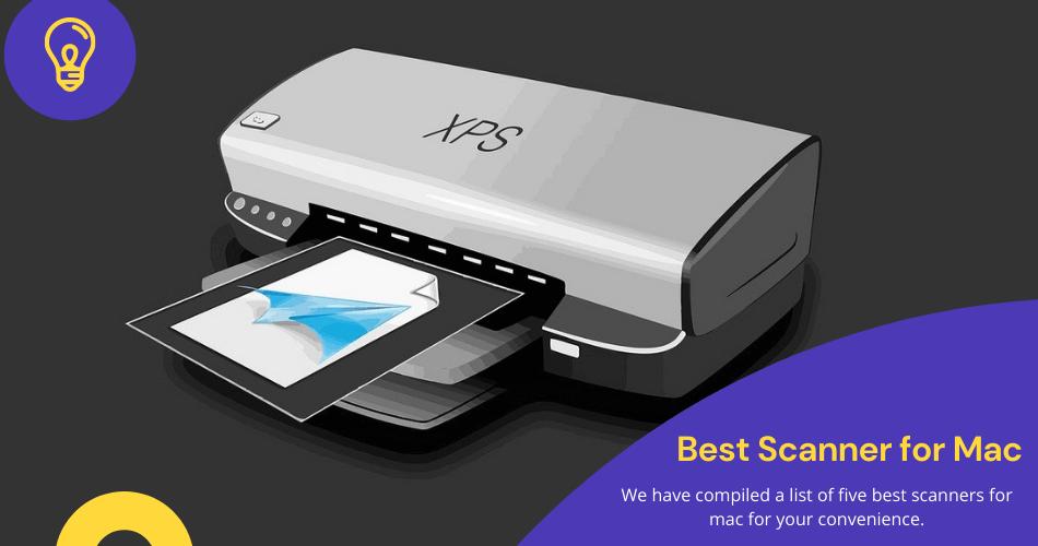 Best Scanner for Mac