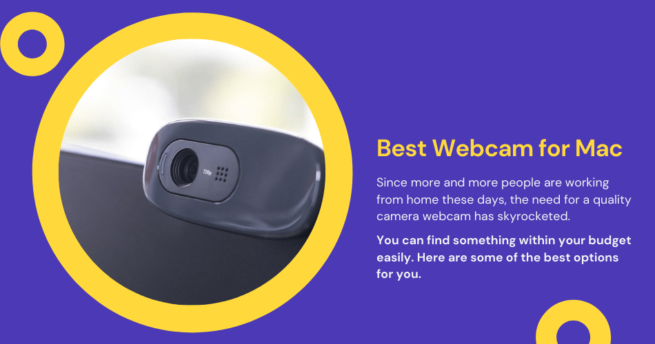 Best Webcam for Mac