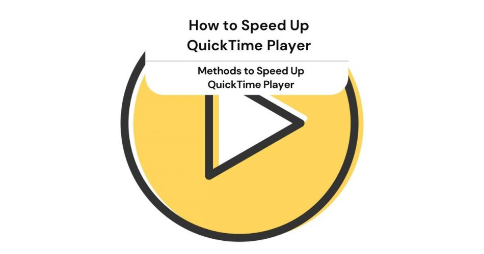 how to speed up quicktime